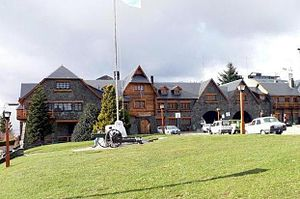 Francisco Moreno Museum of Patagonia - The Francisco P. Moreno Museum of Patagonia, Bariloche