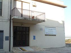 Museo e conservatoriodi musica popolare della Calabria.JPG