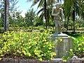 My Lai Memorial Site - Vietnam - Garden Statuary 01.JPG