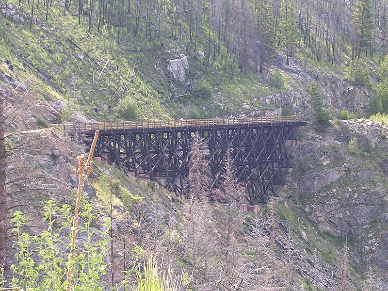 File:Myra Canyon Trestle Bridge.jpg