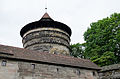 Nürnberg, Stadtmauer, Turm Grünes K, 003.jpg