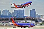 N395SW Southwest Airlines Boeing 737-3H4 (cn 27689-2667) (7730110228).jpg