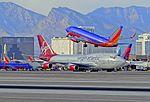 N552WN Southwest Airlines Boeing 737-7BX - cn 30744 - ln 989 (8369002241).jpg