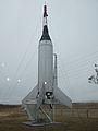 NASA Wallops Flight Facility Visitor Center Scout rocket exhibit DSCF1022.jpg