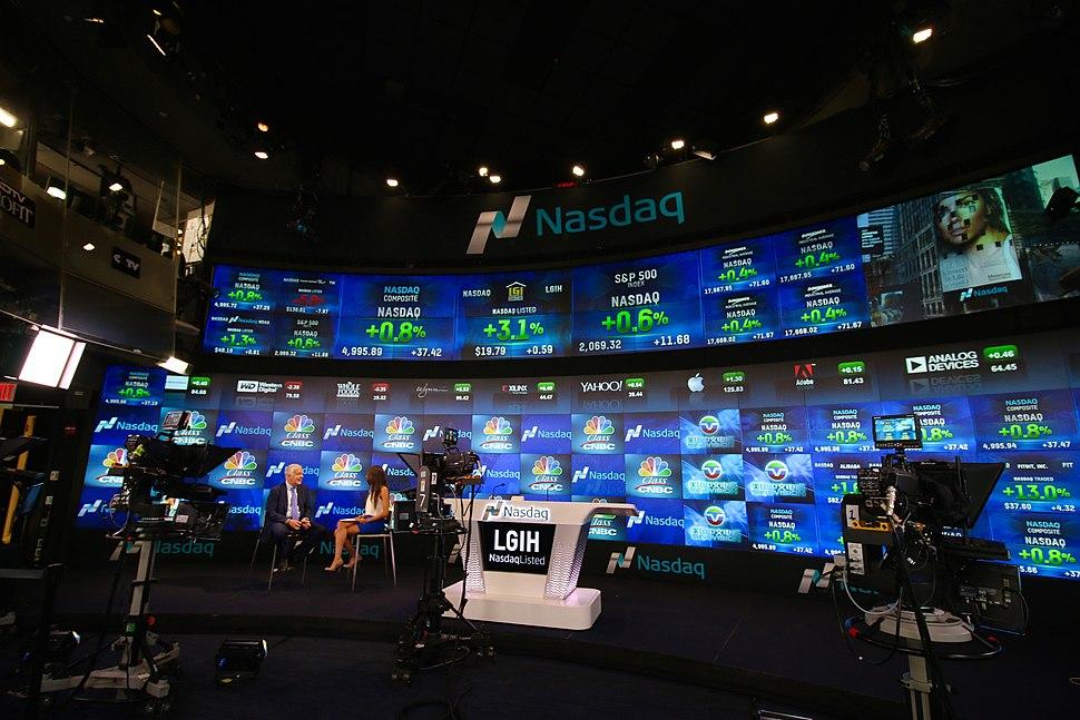 NASDAQ Market Site 201506