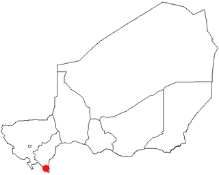 Gaya, Niger Commune and town in Dosso, Niger