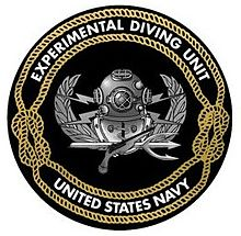 United states navy experimental diving unit wikipedia for Naval diving unit