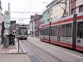 NF6D at Gerthe Mitte tram stop.jpg