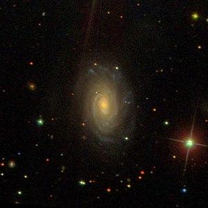 NGC 2347 [1] SDSS image