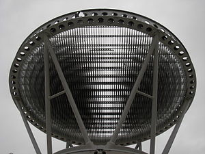 NIKE AJAX Anti-Aircraft Missile Radar.jpg