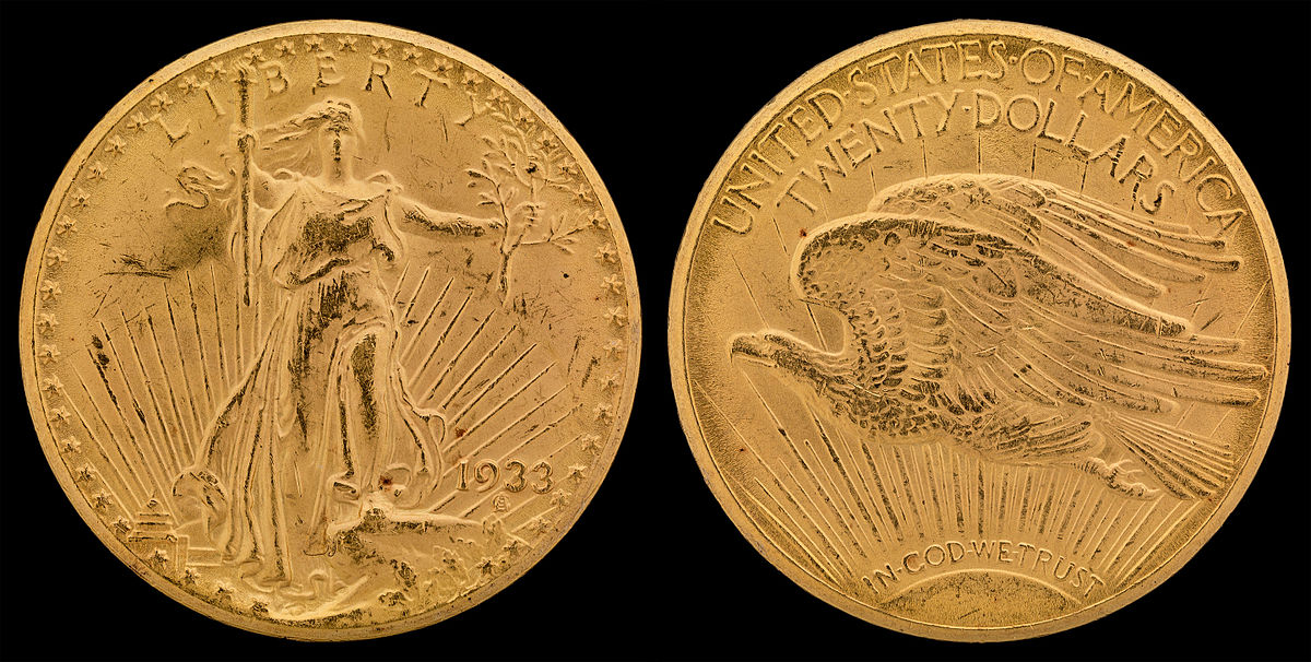 1933 Double Eagle Wikipedia