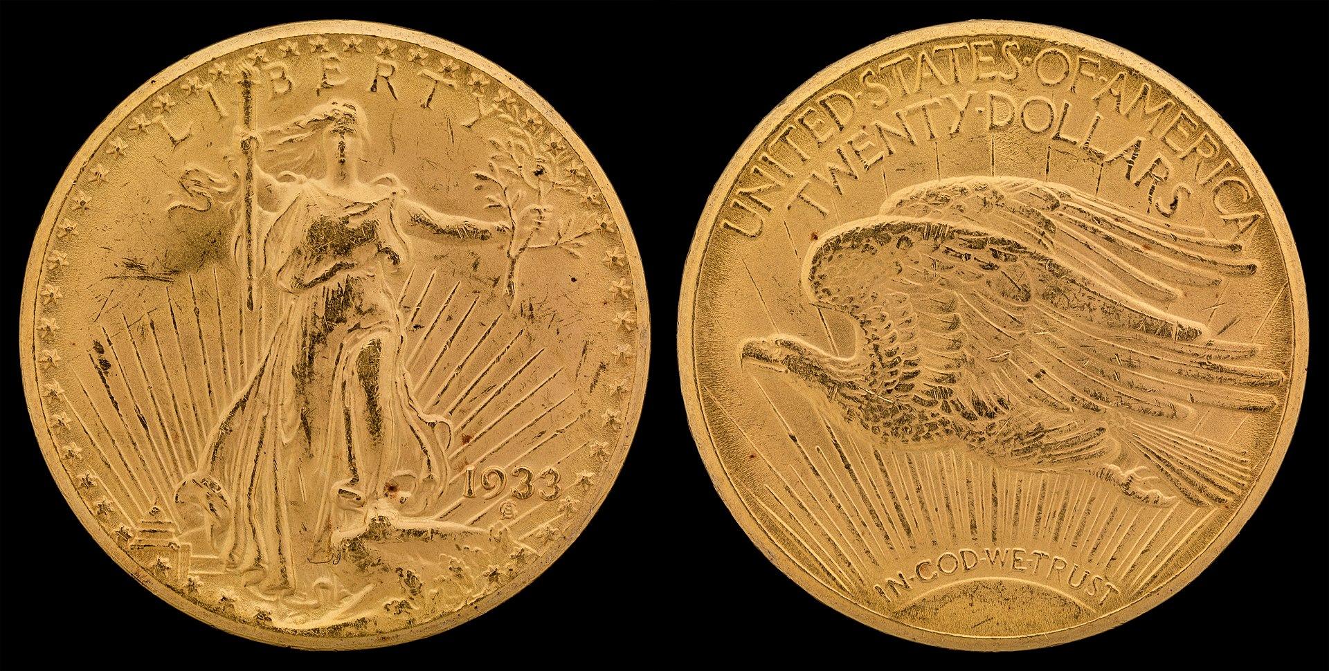 1933 Double Eagle Wikipedia