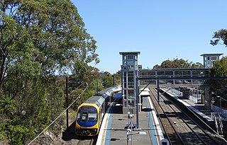 North Shore & Western Line