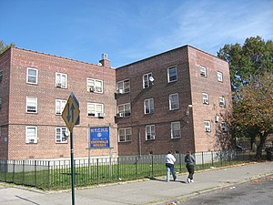 Williamsbridge, Bronx - Edelwald Houses