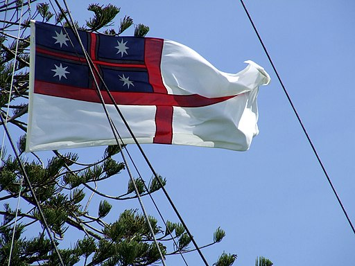 NZ United Tribes flag photo