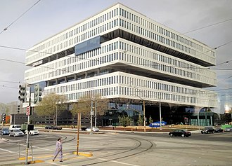 Samsung - Samsung's Silicon Valley headquarters in the North San Jose Innovation District.