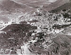 Nablus 1918