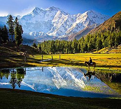 list of mountains in pakistan wikipedia