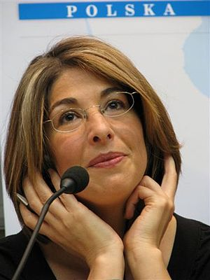An excellent interview with Naomi Klein