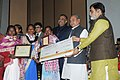 Narendra Singh Tomar conferred the National Awards on Best Performing Women Self-Help Groups and Village Organisations under DAY-NRLM, at a function, in New Delhi (4).jpg