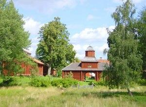 Mullsjö Municipality - Näs Porthus