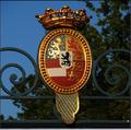 Nassau-den Lek arms from Zeist Castle.png