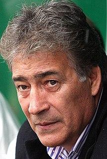 Nasser Hejazi Iranian footballer and coach