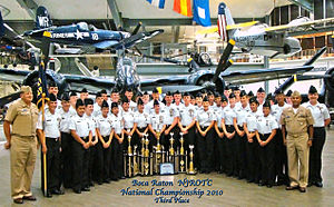 Boca Raton Community High School - 2010 Nationals Competing Team