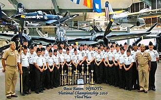 Boca Raton Community High School - 2010 Nationals Competing Team