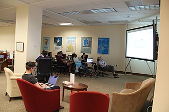 National Archives Asian Pacific American History Month Wikipedia Edit-a-thon 8026.jpg