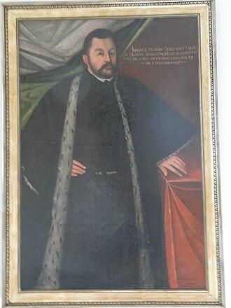 Jan Opaliński (1546–1598) - Jan Opaliński