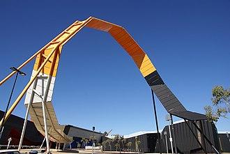 ARM Architecture (Ashton Raggatt McDougall) - Image: National Museum of Australia (3435541957)