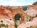 Natural bridge Bryce canyon - panoramio.jpg