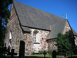 Nagu - Nauvo church