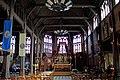 Nef et coeur du XVIe siècle, Eglise Sainte Catherine, Honfleur.jpg