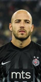 Nemanja Miletić (footballer, born January 1991) Serbian association footballer