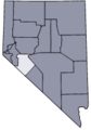 Nevada map showing Mineral County.png
