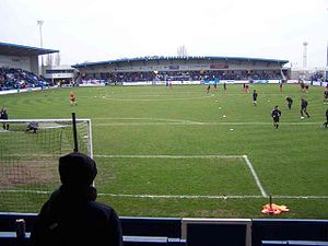 A.F.C. Telford United - The New Bucks Head