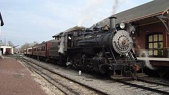 Bucks County, Pennsylvania - New Hope and Ivyland Railroad