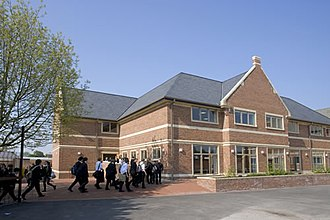 Stockport Grammar School - New Library and Learning Resource Centre