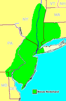 European Nation Colonized Staten Island
