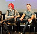 New Series Panel at 2011 Chicago TARDIS Convention 2.jpg