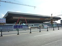 New Suzhou Railway Station.JPG
