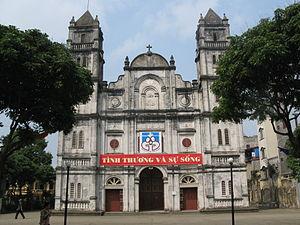 Bắc Ninh - Image: Nhà Thờ Chính Tòa Bắc Ninh