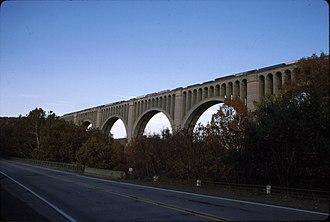 David W. Flickwir - Image: Nicholson Viaduct