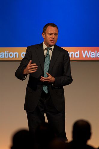 Nick Herbert - Herbert speaking at a policing conference, 2010