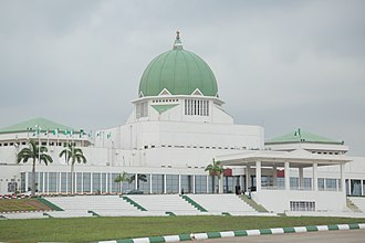 National Assembly (Nigeria) - Image: Nigeria's National Assembly Building