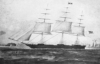 USS <i>Nightingale</i> (1851)