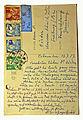 Nikos Kazantzakis Postkarte an Max-Hermann Hörder 1957 aus China.jpg