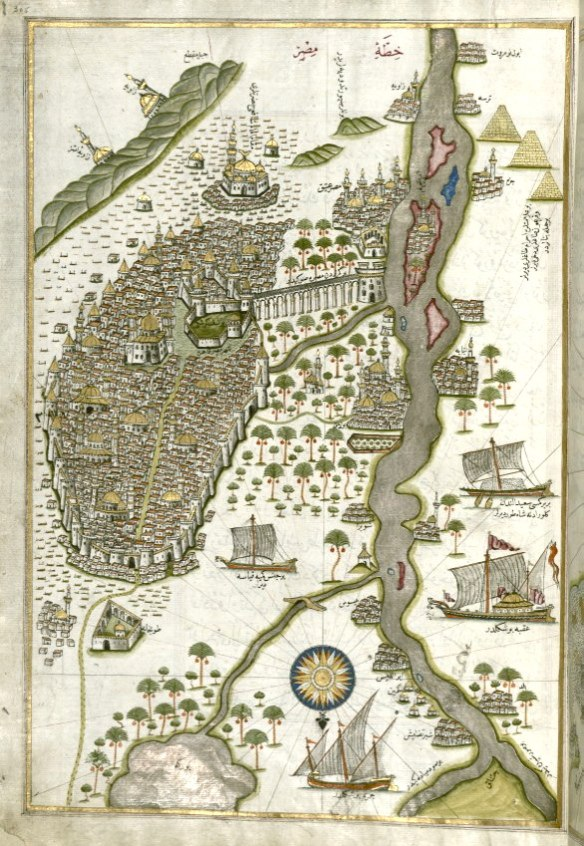 Nile-Cairo-Giza